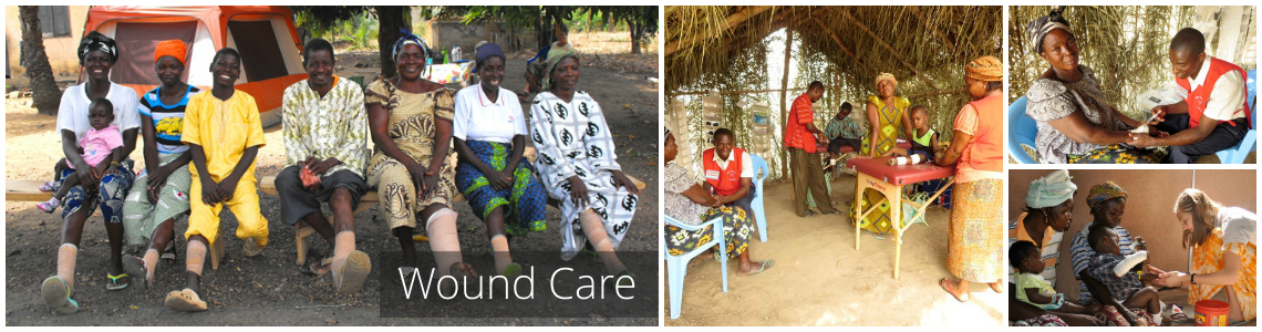 Wound Care Mission Teams