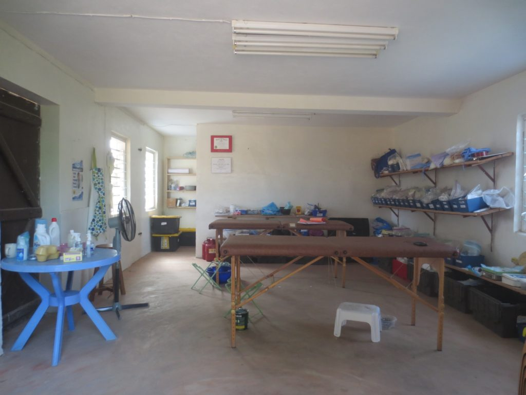Bethesda Wound Care Clinic - Togo, West Africa